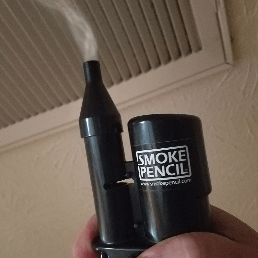Cleverly Solved Smoke Pencil One Draft Detector Puffer