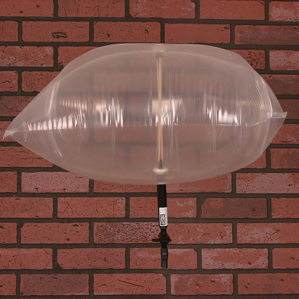Large chimney balloon 15 x 15 cleverly solved - Chimney balloons ...