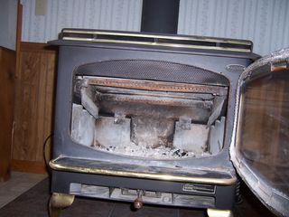 firebox wood stove