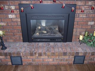 Fireplace Heatelator