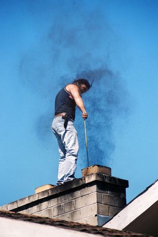 measure and install a Chimney Balloon