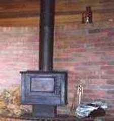 Coonara fireplace